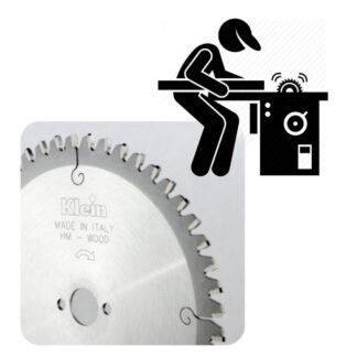 Cirkelzaagbladen voor stationaire machines